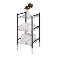 Duplex-3 Tier Tower Shelves