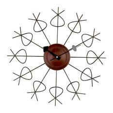 Pretzel Clock
