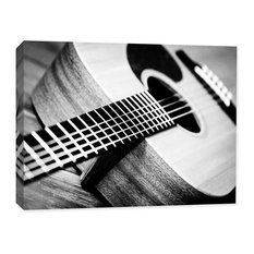 Acoustic Guitar Photograph