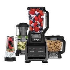 Ninja - Ninja Intelli-Sense Kitchen System With Auto-Spiralizer - Blenders