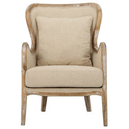 Farmhouse Armchairs And Accent Chairs by GDFStudio