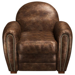 Industrial Armchairs And Accent Chairs by Houzz