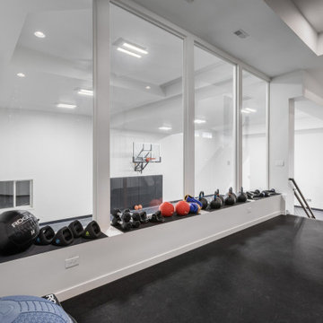Weight Room and Cross-fit Gym