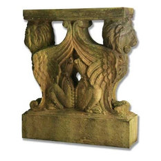 Winged Lion Table Base, Architectural Tables and Table Bases