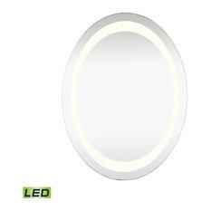 ELK Lighting Oval LED Mirror, 1179-006