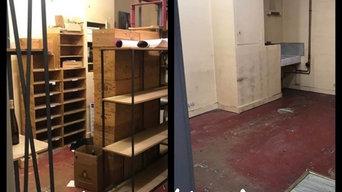 Avant - Après : Débarras & Nettoyage