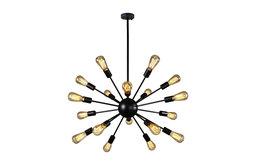 Industrial Chandelier Pendant Light