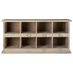 Country Shoe Storage by Garden Trading