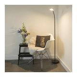 Floor Lamp Trax Black