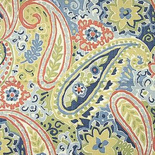 Guest Picks: 20 Paisley Fabrics to Perk Up Your Place