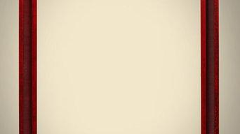 Cornici in legno massello/ solid wood frames. Art. 041/25 rosso