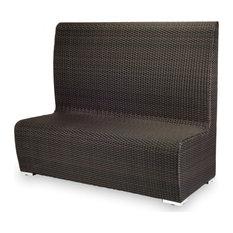 Boca Booth Chair Espresso