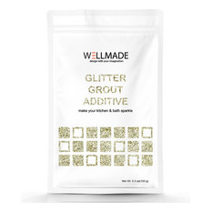 Champagne Gold Glitter Grout Additive 5.3oz/150g/bag