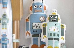 Robot Cushion, Mr. Large