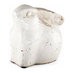 Garden Rabbit Sculpture, Medium