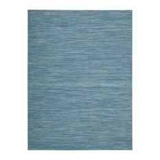 Nourison Pelle PEL1 Turquoise 4' x 6' Rug