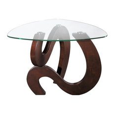 Stein World   Nassau Shaped End Table   Side Tables And End Tables