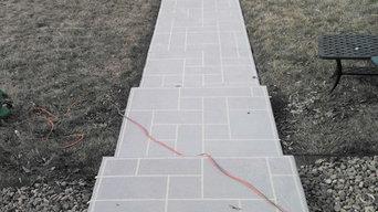 Concrete Restoration Project 1