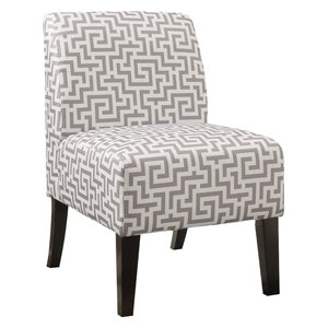 Peachy Acme Ollano Accent Chair Gray And Yellow Transitional Theyellowbook Wood Chair Design Ideas Theyellowbookinfo