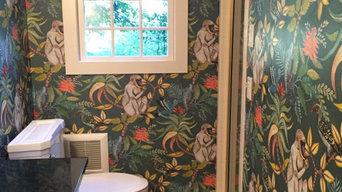 Residential wallpaper