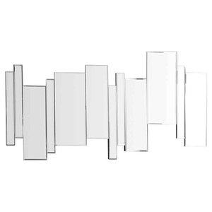 EMDE Axel Barres Decal Wall Mirror, 70x140 cm