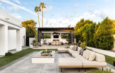 Yard of the Week: Chic Desert Oasis Elevates Outdoor Living