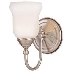Popular Contemporary Bathroom Vanity Lighting Savoy House Brunswick Bath Sconce