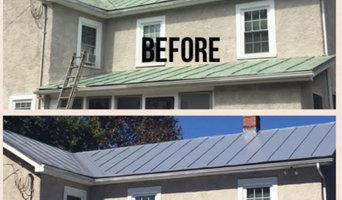 Metal Roof Refinishing