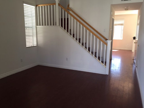 Best Paint Colors For Cherry Laminate Floor - Painting laminate floors before and after