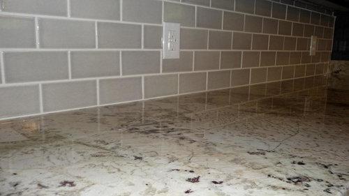 Subway Tile Spacing