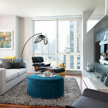 Eames Lounge Chair for Small Spaces