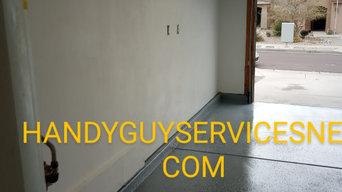 Tile, deck repair, water proofing, drywall repair