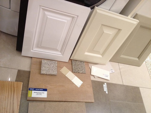 Cream Or White Kitchen Cabinets