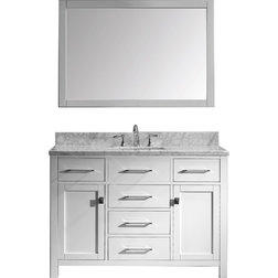 Transitional Bathroom Vanities And Sink Consoles by Avant Styles