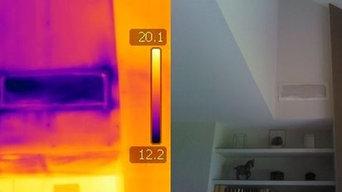 Descubre dónde pérdidas energéticas la vivienda