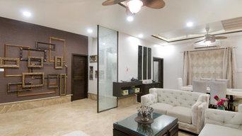 residence of mr. kalpesh mehta