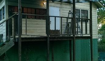 Hill Street Deck