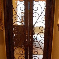 Wrought Iron Interior Doors