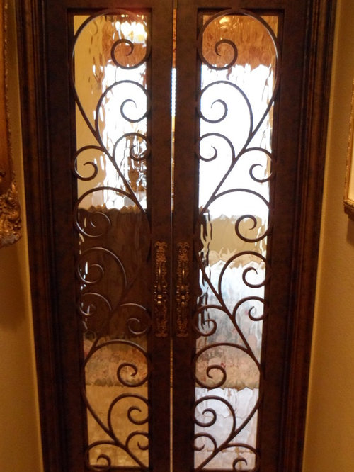 Wrought Iron Interior Doors   Products