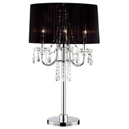 Elegant Traditional Table Lamps by Wantech International Corporation
