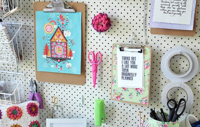 20 Ways to Organize Your Craft Space