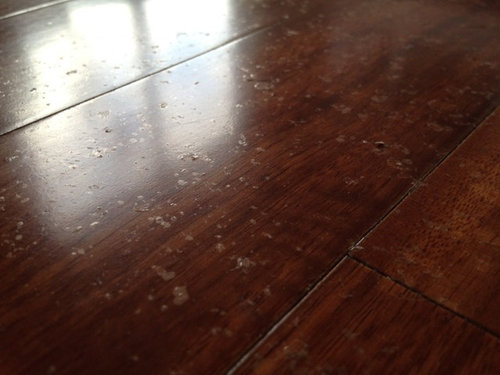 Is Woca Bona Suitable For Refinishing My Condo Engineered Wood Floor
