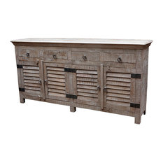 Rustic Buffets and Sideboards   Houzz