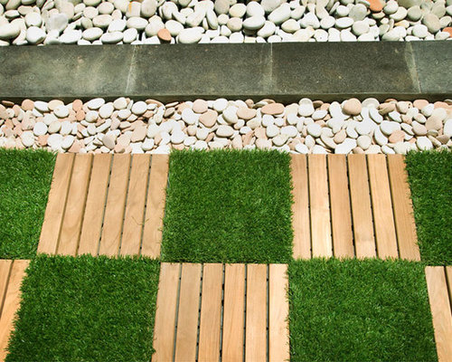 Garden Tiles Rustic And Artificial Grass   Wall And Floor Tile