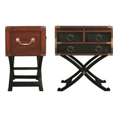 Authentic Models - Authentic Models Furniture Bombay Box 15.7L x 26H File Cabinet - Accent Chests and Cabinets
