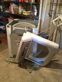 Don't Do LG Topload Washer Recall Unless You Want Wet Clothes