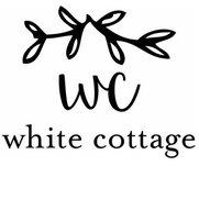 white cottage's photo