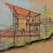 small solar houses