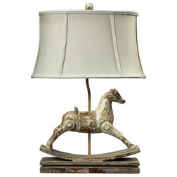 Spectacular Farmhouse Table Lamps by Fratantoni Lifestyles