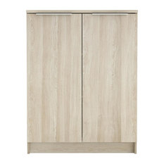 Space Pantry Cupboard, Natural